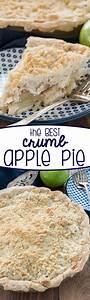 Crumb Apple Pie - Crazy for Crust