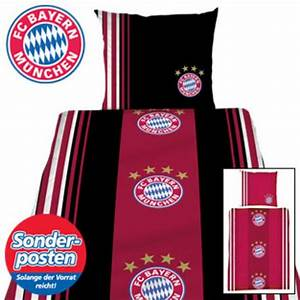 Fc Bayern Bettwäsche : fc bayern m nchen baumwoll bettw sche von real ansehen ~ Watch28wear.com Haus und Dekorationen
