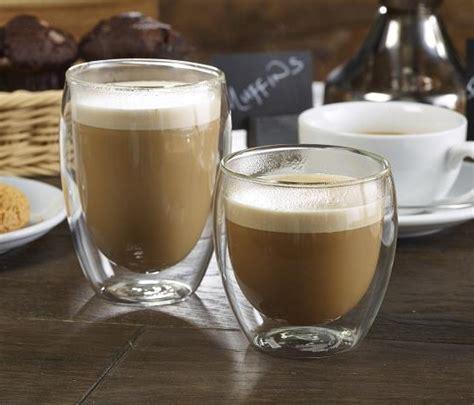 Double Wall Coffee Glass  Glass Coffee Cup  Hot Drinks