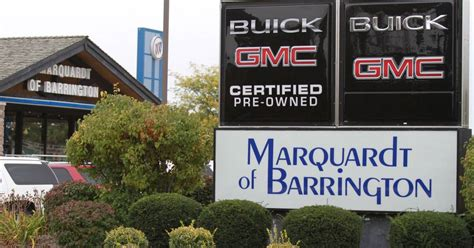 marquardt family remains true  buick tradition   years