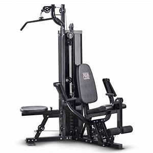 Get The Best Workout - Marcy Two Station Home Gym