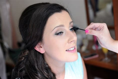 bridal hair  makeup service  cheshire manchester