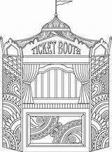 Kaiser Circo sketch template
