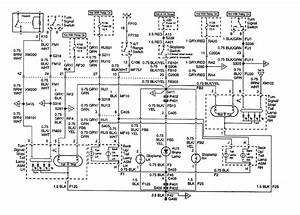 1997 Cadillac Catera Wiring Diagram