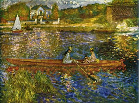 Day 353 Pierre Auguste Renoir The Pain Passes But The