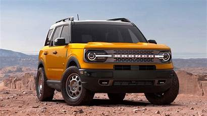 Bronco Ford Sport 2021 Cost Expensive Trims