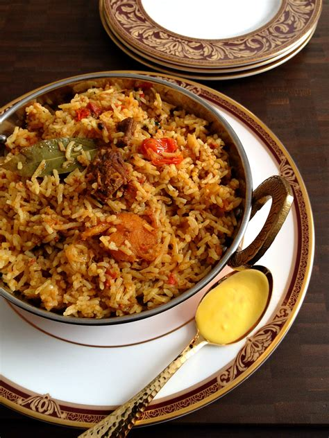 biryani indian cuisine recipe for biryani learn how to master the