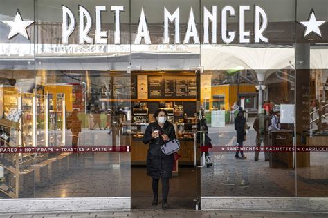 Pret A Manger to shut six more shops and cut another 400 ...