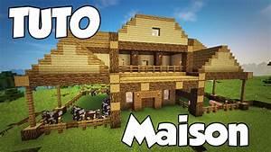 Tuto Maison Minecraft En Bois Ventana Blog
