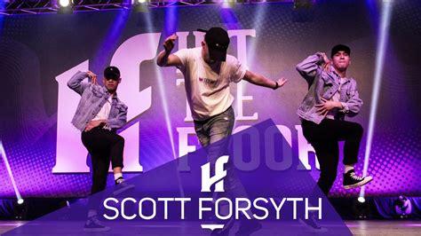 hit the floor next thing you scott forsyth hit the floor toronto htf2017 youtube