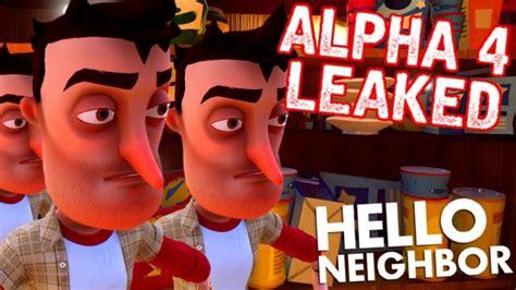 neighbor alpha  play