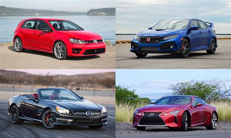 Fuel-efficient High-performance Cars