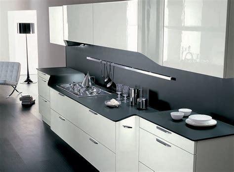 Elegant and Flexible Kitchen Venus by Snaidero