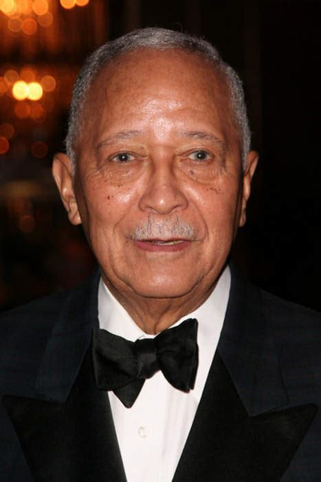 David Dinkins, New York City's first African-American ...