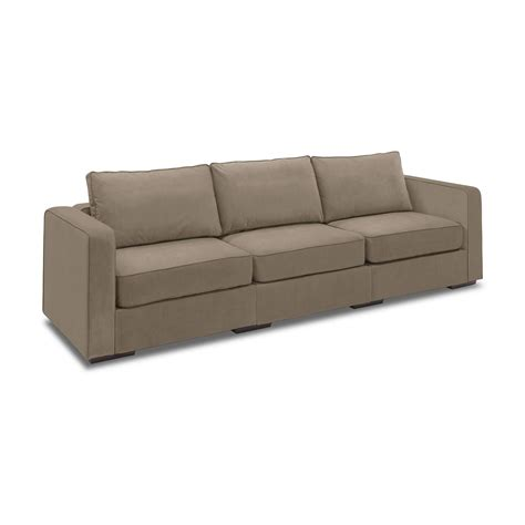 lovesac cost 5 series sactionals sofa taupe lovesac touch
