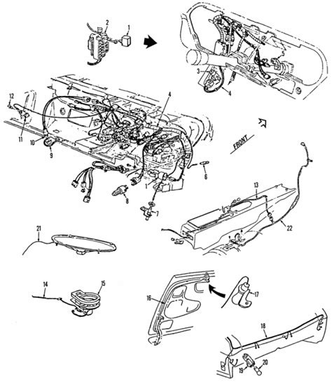1967 Pontiac Le Wiring Harnes by 67 Gto Wiring Diagram Wiring Diagram