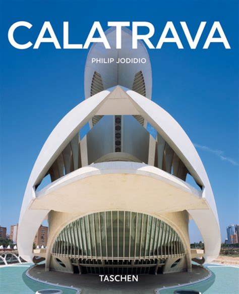 Santiago Calatrava Taschen Books (basic Architecture Series