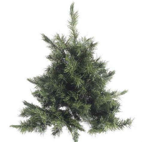 wall mounted half artificial pine tree christmas trees and toppers christmas and winter