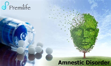amnestic disorder premilife homeopathic remedies