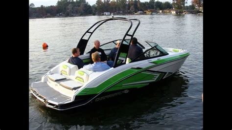 2014 Vortex Jet Boats By Chaparral!! All New For 2014