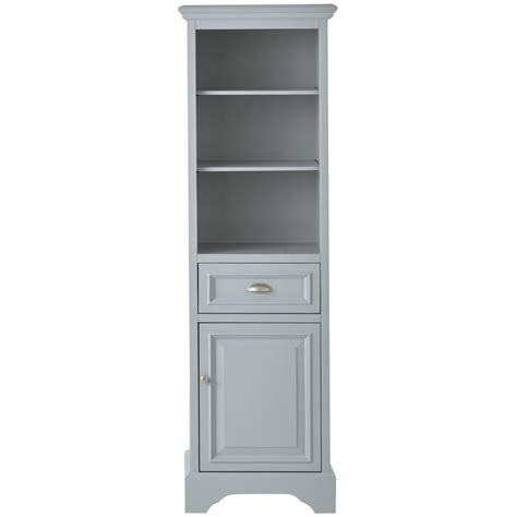 Home Depot Bathroom Cabinets Storage by Home Decorators Collection 20 In W X 64 1 2 In H X
