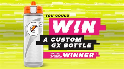 Gazgas Gx 50 Image by Gatorade Gx Bottle Review Image Collections Bottle