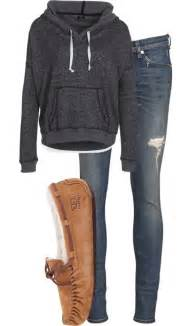 Cute Lazy Outfits for School