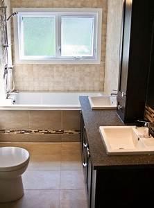 Salle De Bain Rénovation : r novation de salle de bain rive sud de montr al ~ Nature-et-papiers.com Idées de Décoration