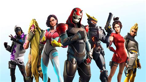 fortnite br season  skins revealed