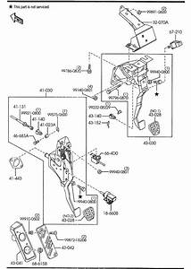 Part Number For Clutch Pedal Position Switch  Cpp