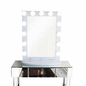 Hollywood Lights Makeup Vanity Mirror – BeautyFill Box