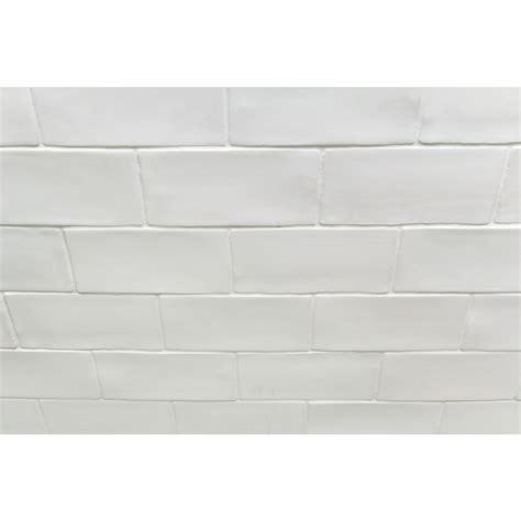 lancaster bianco 3x6 polished ceramic tile tilebar