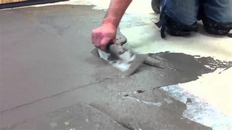 skim coat  floor youtube