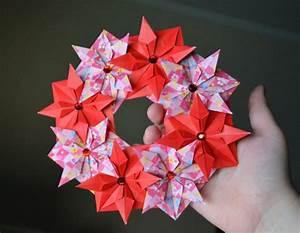 Blumen Zu Weihnachten : 100 originelle origami zu weihnachten ~ Eleganceandgraceweddings.com Haus und Dekorationen