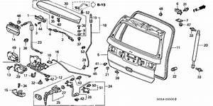 Tailgate For 2001 Honda Odyssey 5