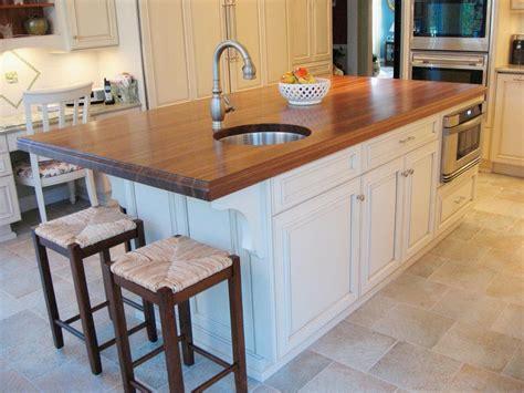 Elegant Kitchen Island Overhang For Stools Gl Kitchen Design