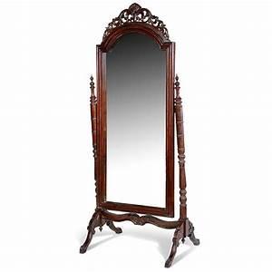 Miroir Sur Pied : miroirs en bois fabricant d 39 accessoires de maison ~ Teatrodelosmanantiales.com Idées de Décoration