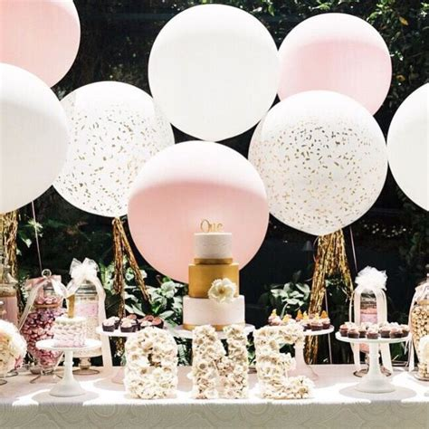 blush and gold dessert table entertain tie the knot