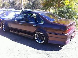 1989 Nissan A31 Cefiro - Sliden