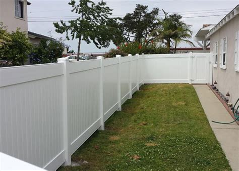 J&j Fence Vinyl Fence Gallery