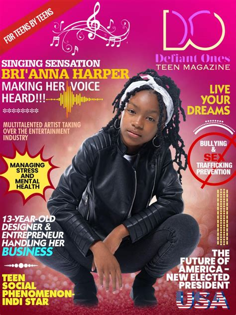 Defiant Ones Teen Magazine Magazine - Get your Digital ...