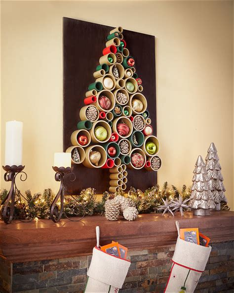 wall christmas tree ideas 70 beautiful christmas decor for wall more diy ideas