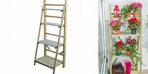 Etagere De Jardin : grande tag re en bois trait autoclave dimensions 60cm x ~ Premium-room.com Idées de Décoration