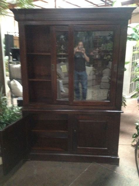 sliding door china cabinet sliding door china cabinet furniture pinterest