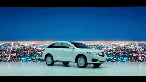 acura rdx tv commercial  design city ispottv