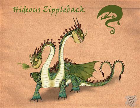Hideous Zippleback Species By Senterveris On Deviantart