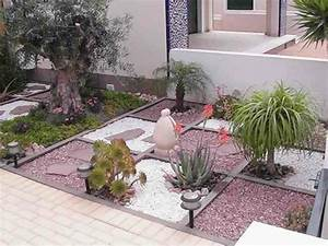 attractive exemple de decoration de jardin 7 With decoration petit jardin exterieur