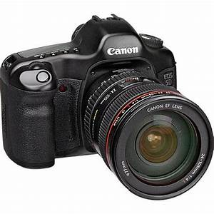 Canon EOS 5D MARK II DSLR Camera with 24-105mm Lens price ...