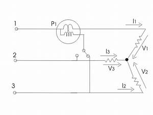 Measurement Of Three Phase Power