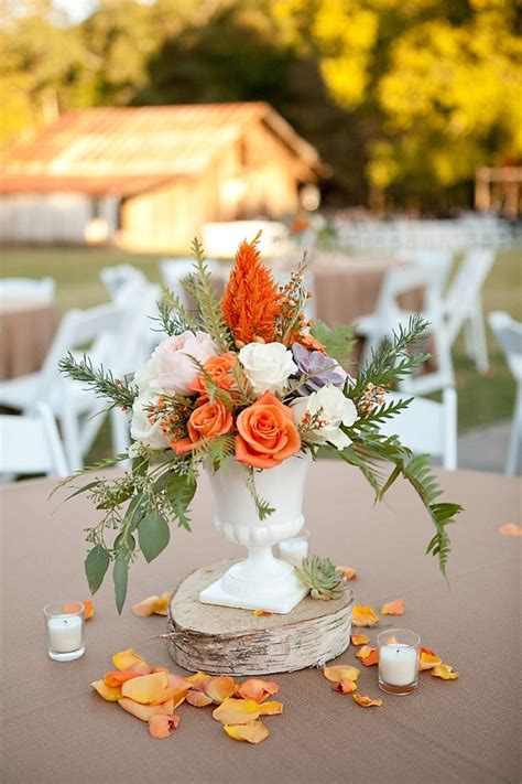 Picture Of Awesome Outdoor Fall Wedding Decor Ideas